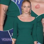 Sophie Turner Tattoo: More Like a Game of Tattoos